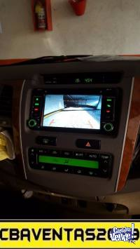 Stereo CENTRAL MULTIMEDIA Toyota Hilux SW4 Gps Android Bluet