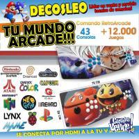 Arcade CONSOLAs RETROBOX MUCHOS MODELOS PARA NAVIDAD