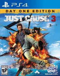 Just Cause 3 Day One	ORIGINAL, FISICO
