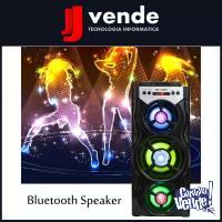 Parlante Portatil Bluetooth Ms-220bt 222bt USB/TF/Aux/FM