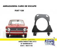 ABRAZADERA DE ESCAPE FIAT 128
