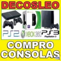 Compramos Ps2 Ps3 Ps4 Xbox 360  PAGAMOS EN EFECTIVO $$$ !