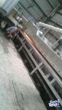 Hornos Fumisteria Fumista para Fábrica