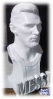 BUSTO 3D - MESSI