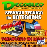 REBALLING DE NOTEBOOK 100% REAL VEMOS TODOS LOS MODELOS