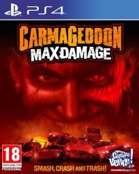 Carmageddon Max DamageORIGINAL, FISICO