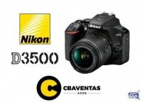 NIKON REFLEX D3500, D7200, D7500, D5300, D5600!! CENTRO!!