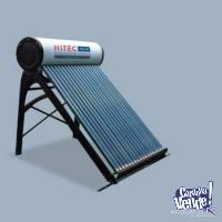 Termotanque Solar 120 litros - Hitec - Calefon solar