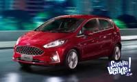 Adjudicado plan Ford Fiesta 100%