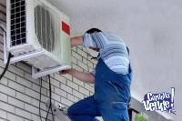 Recargas de Gas y Desinstalaciones. Service Aire Split.