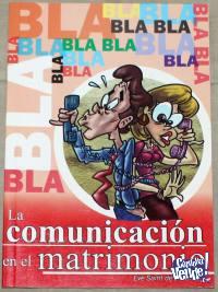 Libro - La Comunicación en el Matrimonio (Eve Saint)
