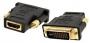 Adaptador DVI-D (Dual link) Macho A Hdmi Hembra Para Lcd Pc