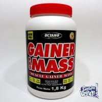 GAINER PRO MASS OCTANO GANADOR DE PESO x 1.8 KG