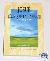 Libro - Josué: ¡Conquista Canaán! (Rev. Yong Kol Yi)