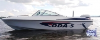 Lancha Open 60 hp IMPECABLE!