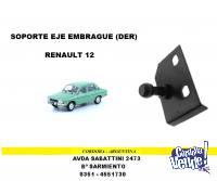 SOPORTE DE EJE DE EMBRAGUE RENAULT 12