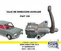 CAJA DE DIRECCION AUXILIAR FIAT 125