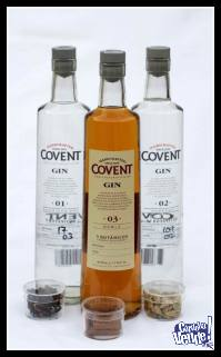 COVENT - GIN DRY - (750 ML)