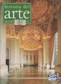 HISTORIA DEL ARTE Salvat /fasciculos  44 x $ 2200