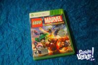 LEGO MARVEL SUPERHEROES XBOX 360 Y XBOX ONE ORIGINAL