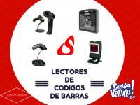 Lector Codigos Barras Hasar AS9000 USB Serie Garantía córd