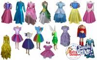 Disfraces  infantiles para niños de 1 a 10 años.