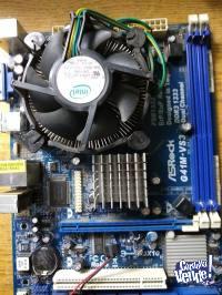 COMBO CORE2QUAD P/DDR3 FUNCIONA!!!