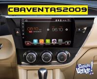 Stereo CENTRAL MULTIMEDIA Toyota Corolla Gps Android Bluet