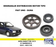 ENGRANAJE DE DISTRIBUCION FIAT UNO - DUNA MOTOR TIPO