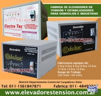 Fabrica de estabilizadores :: Automáticos para Casas