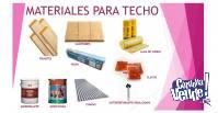 TODO PARA TECHOS DE MADERA
