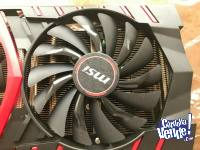 Msi Gaming Geforce Gtx 970 4gb Oc Directx 12 Vr Ready