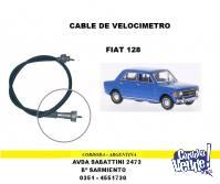 CABLE DE VELOCIMETRO FIAT 128