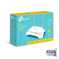 Router Tp-Link Wr840n 841n 300Mbps Wifi �Nuevos CENTRO!