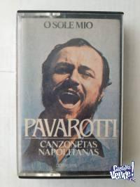 Cassette Luciano Pavarotti - O sole mio