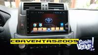 Stereo CENTRAL MULTIMEDIA Toyota Land Cruiser Gps Android TV