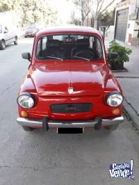 FIAT 600 S - Una Joya -