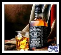 JACK DANIEL´S - TENNESSEE WHISKY - (375 ML)