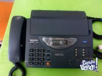 vendo fax panasonic KX-F700