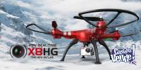 Dron Syma X8HG CON CAMARA FHD