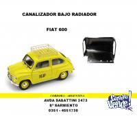 CHAPON BAJO RADIADOR FIAT 600