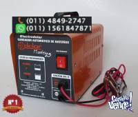 Cargadores de baterías para camiones 12volts 24volts