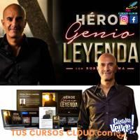 Curso Héroe, Genio, Leyenda De Robin Sharma