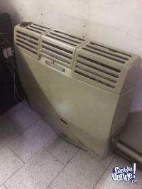 Calefactor Orbis Tiro Balanceado 6000 calorias