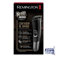 Cortabarba Remington Mb4130 Beard Boss Professional Titanio
