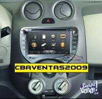Stereo CENTRAL MULTIMEDIA Nissan March Gps Android Bluetooth