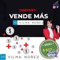 VENDE MAS VILMA NUÑEZ 2020