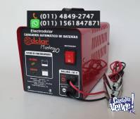Cargador Autom�tico para bater�as |  Gel  Apto Bater�as 1