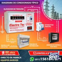 Fabrica de Elevadores de Tension Herramienta 16kva venta Dta