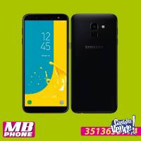 SAMSUNG J6 2018 32GB LOCAL+GTIA+LIBRE